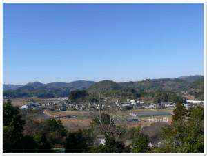 千歳村の風景