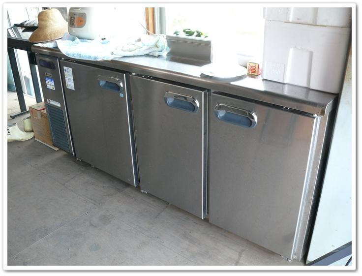 マイナス20度まで冷蔵できる冷蔵庫