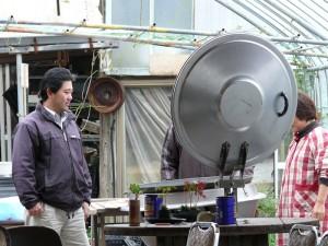 フタも大きい鍋