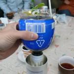 ペットボトルプランターフタ