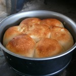 違う型のパンを焼いてみた