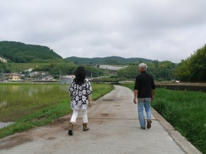 千歳町を歩く