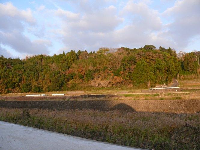 2012年千歳町の冬景色