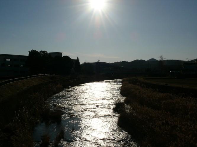 茜川と太陽