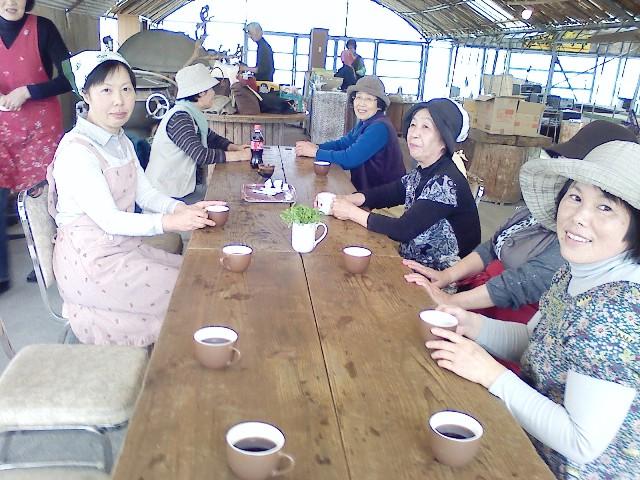 清川町からピザ窯体験