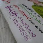 東大寺と紫草