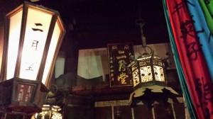二月堂の本堂