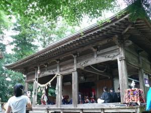 豊後大野市千歳町の平尾神社