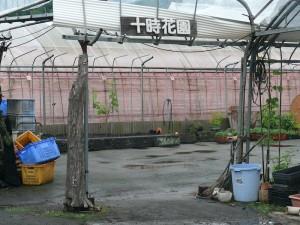 十時花園の入口