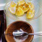 塩やレモン